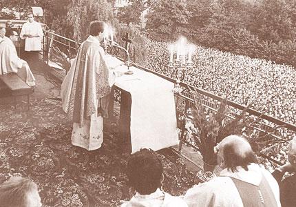 Ks. Jerzy Popiełuszko (1947-1984). Fot. arch. Parafii Św. Stanisława Kostki. Opublikowano w Naszym Dzienniku, w numerze 303 (2713) z dnia 30 grudnia 2006 - 1 stycznia 2007 r.