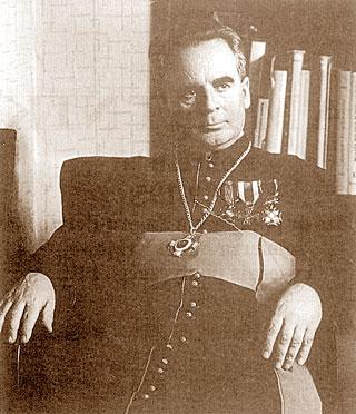 Ksiądz płk dr Józef Zator-Przytocki 'Czeremosz'. Fot. arch. IPN. Opublikowano w Naszym Dzienniku, w numerze 281 (2691) z dnia 2-3 grudnia 2006 r.