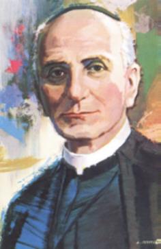 Den hellige Hannibal Maria di Francia (1851-1927)
